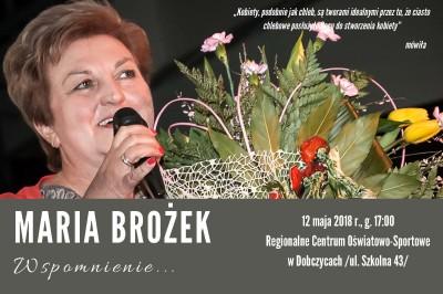 wspomnienie_Maria Brożek (2)